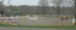 First BN Horse Trial