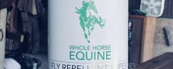 Product Review – Whole Horse Equine Fly Repellent Wipes