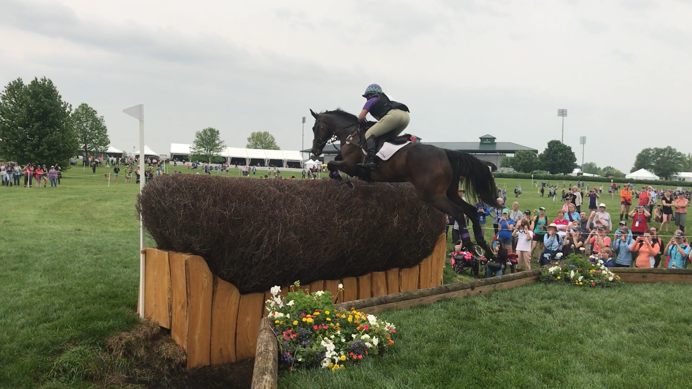 May as Well at the 2019 Land Rover Kentucky Three-Day Event!