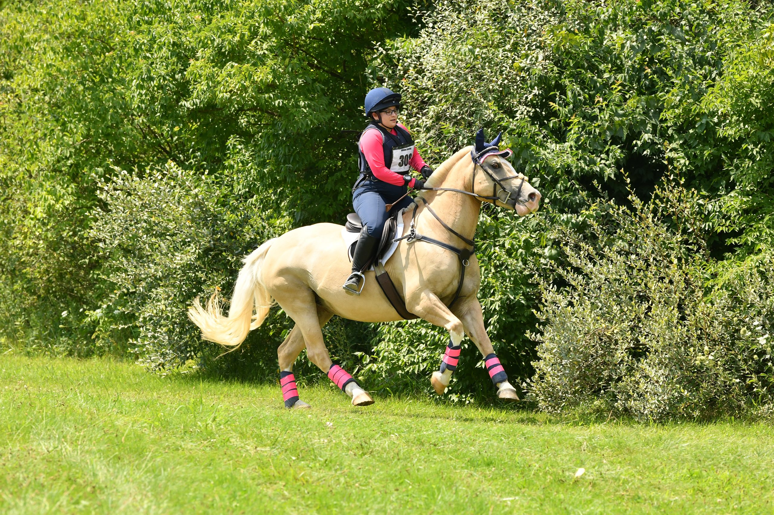 2020 IEA Horse Trials – Cross Country